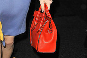 Amanda Seyfried Leather Tote