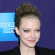 Amanda Seyfried Hair - Messy Updo