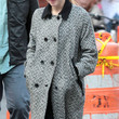 Amanda Seyfried Clothes - Pea Coat