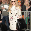 Amanda Seyfried Clothes - Trenchcoat