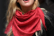 Amber Heard Scarves