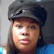 Amber Riley Newsboy Cap