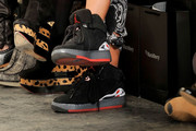 Amber Rose Basketball Sneakers