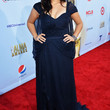 America Ferrera Clothes - Evening Dress