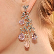 Amy Adams Jewelry - Crystal Chandelier Earrings