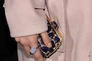 Amy Adams Gemstone Inlaid Clutch
