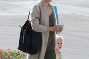 Amy Adams Nylon Handbag