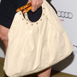 Amy Brenneman Leather Tote
