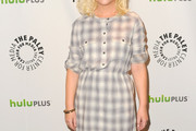 Amy Poehler Shirtdress