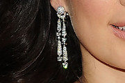 Ana De La Reguera Dangling Diamond Earrings