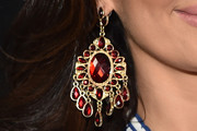 Ana De La Reguera Chandelier Earrings