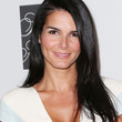 Angie Harmon Hair - Long Side Part