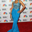 Anika Noni Rose Clothes - Beaded Dress