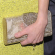 Ann Curry Handbags - Hard Case Clutch
