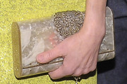 Ann Curry Hard Case Clutch