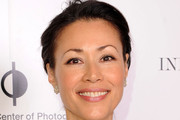 Ann Curry Loose Bun
