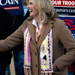 Ann Romney Accessories - Patterned Scarf