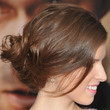 Anna Kendrick Hair - French Twist