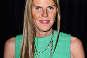Anna dello Russo Long Hairstyles