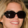 AnnaLynne McCord Oval Sunglasses