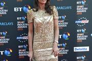 Annabel Croft' Beaded Dress