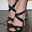 Annabelle Wallis Strappy Sandals