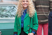 Annasophia Robb Military Jacket