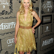 Anne Heche Cocktail Dress