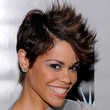 April Woodard Hair - Fauxhawk