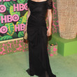 Archie Panjabi Clothes - Evening Dress