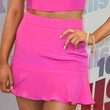 Ariana Grande Clothes - Mini Skirt