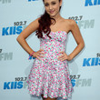 Ariana Grande Clothes - Print Dress