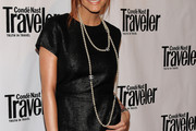 Ashlee Simpson Layered Pearl Necklace