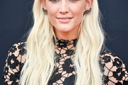 Ashlee Simpson Long Hairstyles