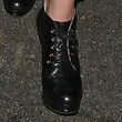 Ashley Benson Shoes - Lace Up Boots
