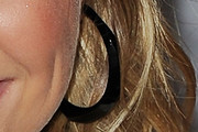 Ashley Benson Sterling Hoops