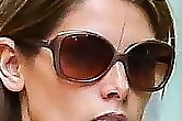 Ashley Greene Novelty Sunglasses