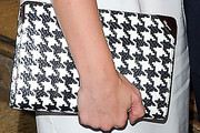 Ashley Greene Printed Clutch