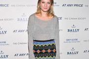 Ashley Hinshaw Loose Blouse