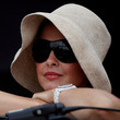 Ashley Judd Sun Hat