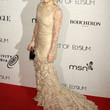 Ashley Olsen Clothes - Evening Dress