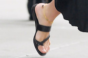 Ashley Olsen Flat Sandals