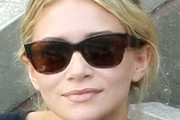 Ashley Olsen Wayfarer Sunglasses