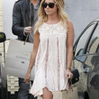 Ashley Tisdale Clothes - Day Dress