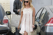 Ashley Tisdale Day Dress