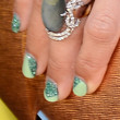 Ashley Tisdale Beauty - Nail Art