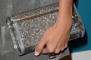 Ashley Tisdale Sequined Clutch