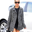 Ashley Tisdale Wool Coat
