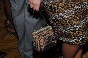 Aubrey O'Day Satin Purse