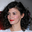 Audrey Tautou Hair - Medium Curls
